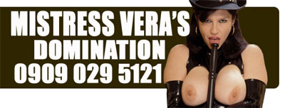 Mistress Vera wants YOU to obey